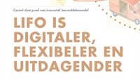 LIFO is digitaler, flexibeler en uitdagender