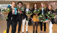 Winnaars Carmel Award Twents Carmel College en Etty Hillesum Lyceum